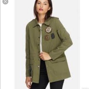 Vero Moda Beaded patches Jacket